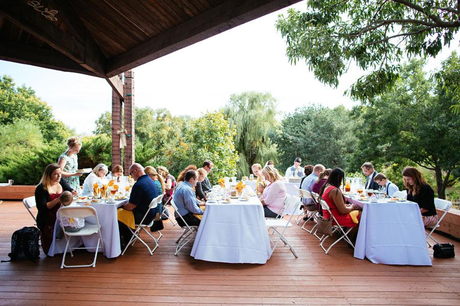 Wichita Botanica Gardens Wedding // Amanda + Alp