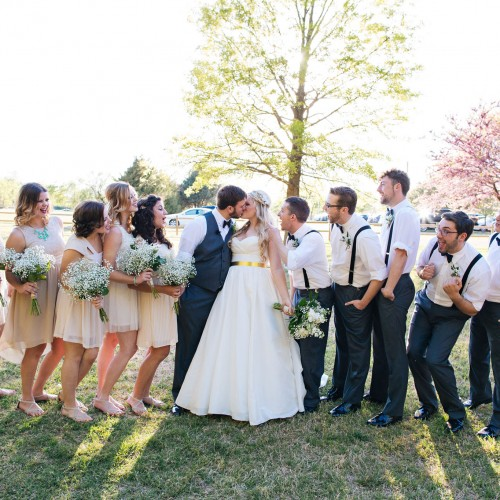 Eberly Farm Wedding // Caitlin + Josh