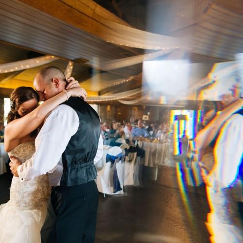 Hidden Lake Golf Course Wedding // Kayla + Aaron