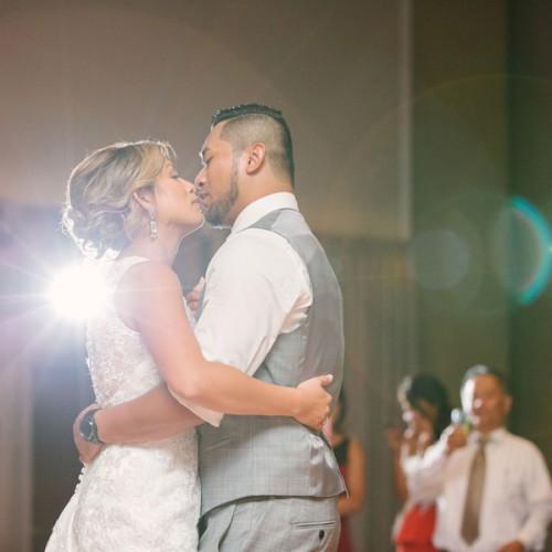 Drury Plaza Hotel Wedding // Yen + Sol